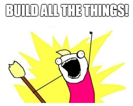build things with Maven and the Nexus repository manager