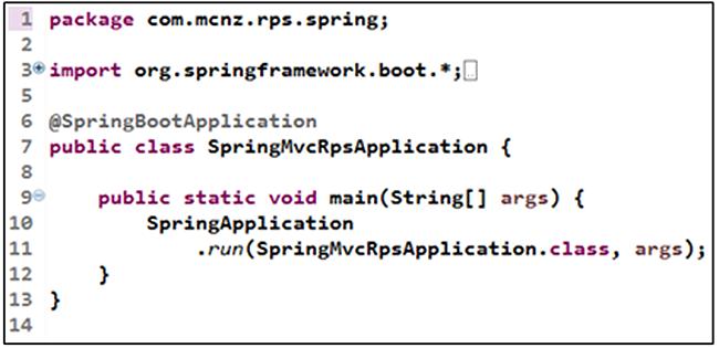 Java main function