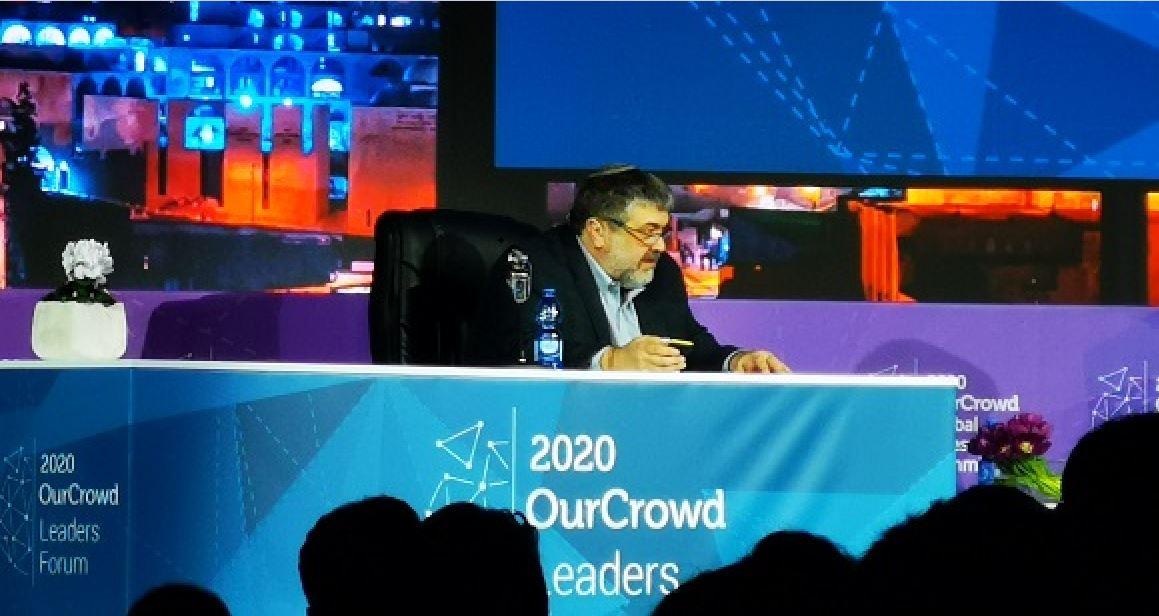 Day zero: OurCrowd Summit Israel 2020 - CW Developer Network