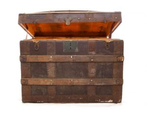 What's inside the chest - treasure or trash?